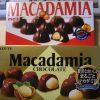 ロッテと明治のマカダミアチョコレート