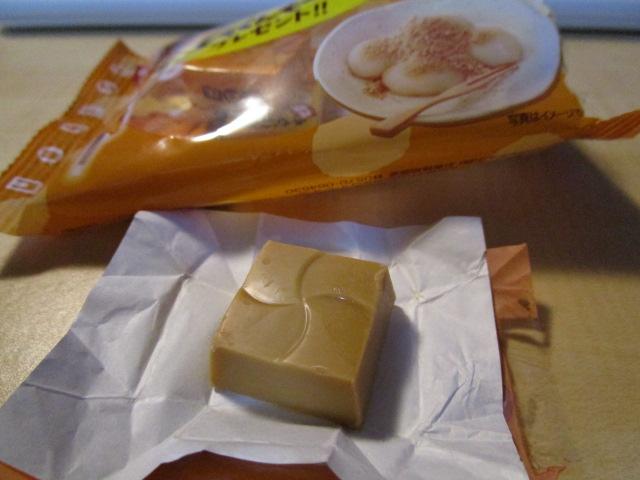 チロルチョコのきなこもち個包装