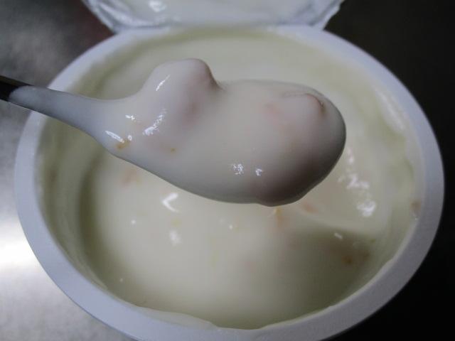 グリコ朝食みかんヨーグルト