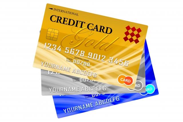 クレジットカード2枚ゲット