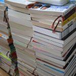 文庫本を断捨離する際に残した3冊
